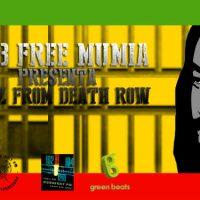 """[México] Lançamento: """"Dub Free Mumia - Dubz from Death Row"""""""