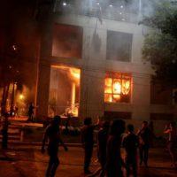 [Paraguai] A felicidade de queimar um Congresso, símbolo da opressão estatal
