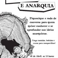 """[Porto Alegre-RS] Segunda edição do """"Piquenique & Anarquia"""" acontece neste sábado"""