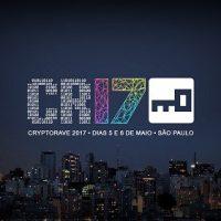 [São Paulo-SP] CryptoRave 2017. Apoie o maior evento aberto e gratuito de criptografia e segurança do mundo!