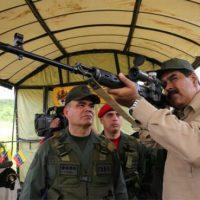 [Venezuela] Anatema anarquista de luta contra a ditadura