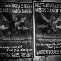 [Chile] Recordando o ato comemorativo em memória do companheiro Maurício Morales
