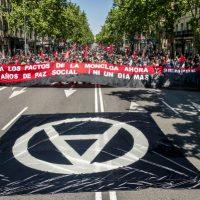 [Espanha] Crônica do 1º de Maio em Madrid