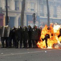 [França] 1º de Maio de 2017 em Paris: um relato das ruas – A história por trás do confronto