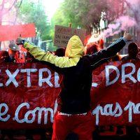 [França] Marselha: Agressão de fascistas da Ação Francesa no Liceu Périer