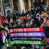 [França] Primeiro de Maio em Lyon: Mais de 8 mil pessoas na jornada internacional de luta dos trabalhadores e trabalhadoras