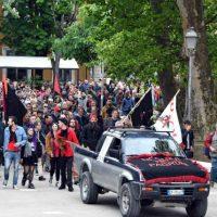 [Itália] Fotorreportagem do 1˚ de Maio Anarquista em Carrara