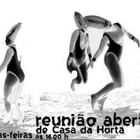 [Portugal] Porto: Reunião Casa da Horta