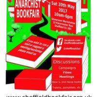 [Reino Unido] Mais uma edição da Feira de Livros Anarquista de Sheffield acontece neste sábado