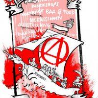 [Suíça] Salão do Livro Anarquista acontece nos dias 26, 27 e 28 de maio em Berna