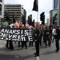 [Turquia] De Haymarket a Taksim, a luta anarquista continuará