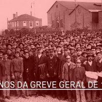 """""""A memória de uma greve geral deve inspirar novas lutas"""""""