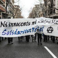 [Alemanha] Um tribunal alemão condena a sete anos e meio de prisão a anarquista de Barcelona acusada de assaltar um banco