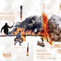 [Chile] Nova edição da Revista Mingako publica dossiê sobre fogo