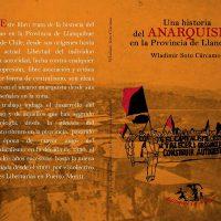 [Chile] Novo livro revela a história do anarquismo na Província de Llanquihue