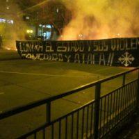 [Chile] Santiago: Enfrentamentos 19 de maio em JGM
