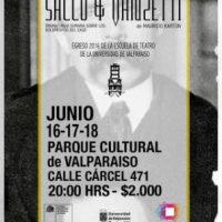 """[Chile] Teatro: """"Sacco & Vanzetti"""""""