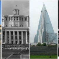 Como 7 ditadores usaram a arquitetura para influenciar e intimidar