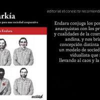 "[Equador] Lançamento: ""Anarkía"", de Sebastián Endara"