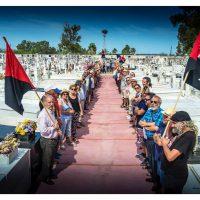 [Espanha] A CNT-AIT Puerto Real participou da homenagem aos assassinados da Guerra Civil