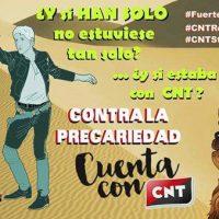 """[Espanha] A CNT denuncia a produtora espanhola """"Star Wars. La copa roja"""""""