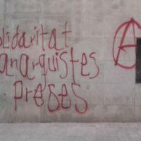 [Espanha] Ataque incendiário-explosivo contra uma agência do Bankia em Madrid, em solidariedade com a companheira acusada pela expropriação do Pax Bank em Aachen e contra a reunião do G-20