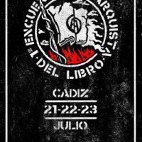 [Espanha] I Encontro do Livro Anarquista de Cádiz