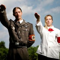 "[EUA] Neonazista americano mudou oficialmente de nome: ""Eu sou o novo Hitler"""