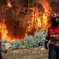 [Galícia] Fogo em Portugal: a mão criminosa