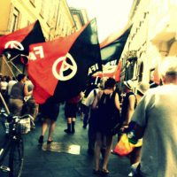 "[Itália] Anarquistas participam da ""Remilia Pride"""