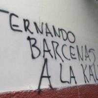 [México] Carta de Fernando Bárcenas explicando sua situação atual e o pagamento de uma multa