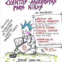 """[México] Convocatória aberta para fanzine: """"Contos anarquistas para crianças"""""""