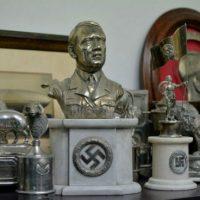 Objetos de coleção nazista são encontrados em sala secreta na Argentina