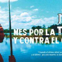 """[Peru] Lima: """"Mês pela Terra e Contra o Capital"""""""