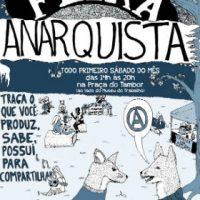 [Porto Alegre-RS] A Feira Anarquista agora é todo mês!