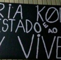 [Rio Grande do Sul] Memória Kombativa. Barricada Solidária, 22 de maio