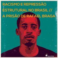 [Portugal] Solidariedade com Rafael Braga - Novo podcast