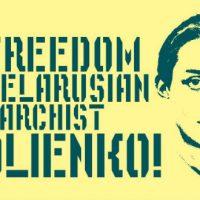 [Bielorrússia] O anarquista, antifascista e eco-ativista Dmitry Polienko é sentenciado a dois anos de prisão