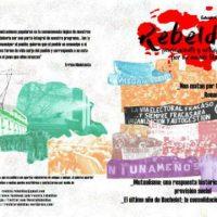 [Chile] Lançamento da Revista Rebeldias