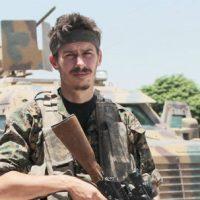 [Curdistão] Agora Demhat também se converteu em uma luz de vela