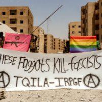 """[Curdistão] Anunciada criação do """"Exército Queer de Insurreição e Liberação"""" (TQILA) - IRPGF"""