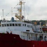 Confiscado navio de extrema-direita que queria bloquear embarcações no Mediterrâneo