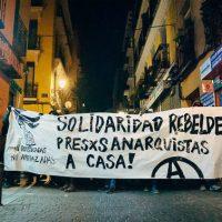 """[Espanha] Solidaritat Rebel: """"apesar da condenação, a solidariedade continuará ativa em suas múltiplas formas"""""""