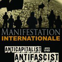 [França] Convocação para Manifestação Internacional Antifascista e Anticapitalista em Lyon