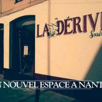 [França] La Dérive Social Club: o novo espaço em Nantes