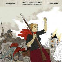 """[França] Lançamento HQ: """"Sementes sob a neve. Nathalie Lemel, communarde e visionária"""""""