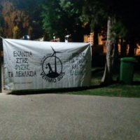 [Grécia] Berea: Chamado anarquista contra a investida do capitalismo verde