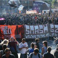 [Grécia] Comunicado de coletividade anarquista sobre as mobilizações contra a cúpula do G20 em Hamburgo