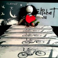 Livro ilustrado da personagem Elichat será lançado nesta sexta em Porto Alegre (RS)