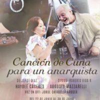 """[Peru] Teatro: """"Canción de cuna para un anarquista"""""""